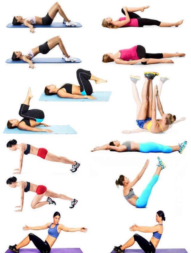 Тренировка 1 Для Похудения. 5 самых эффективных программ похудения за месяц