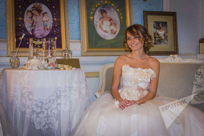 Образ невесты в изысканном стильном варианте