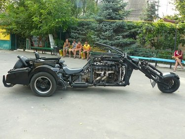 Мототехника своими руками продажа
