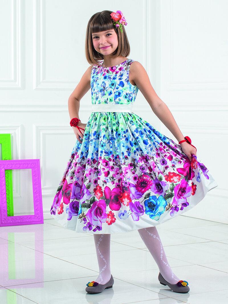 Платье для девочек Перлита