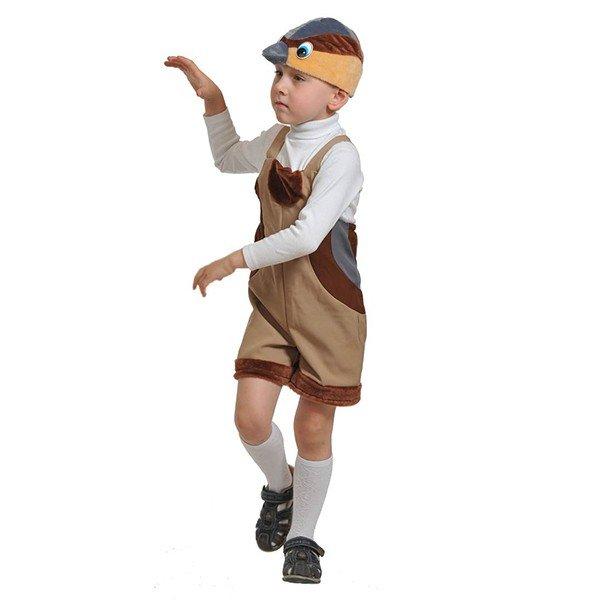 Карнавальный костюм Воробей