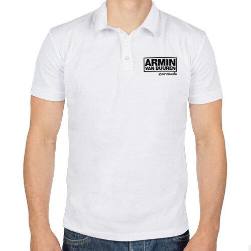 Мужская рубашка поло Armin van Buuren