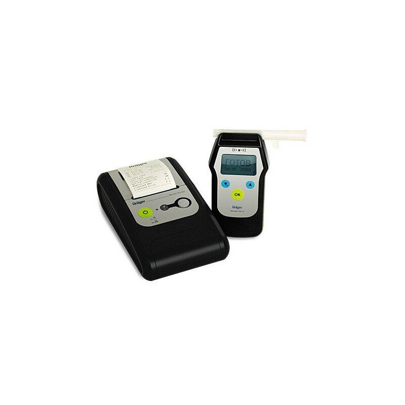 Алкотестер Alcotest 6810 (с принтером) - «Медтехника и приборы»