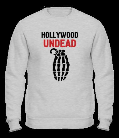 Свитшот унисекс hollywood undead