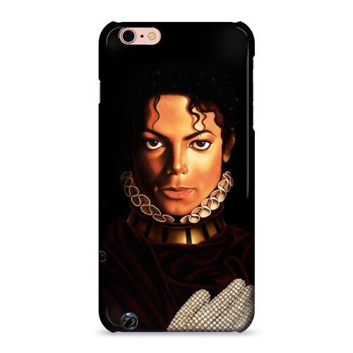 Чехол для Apple iPhone 6Plus/6SPlus 3D Король Майкл Джексон