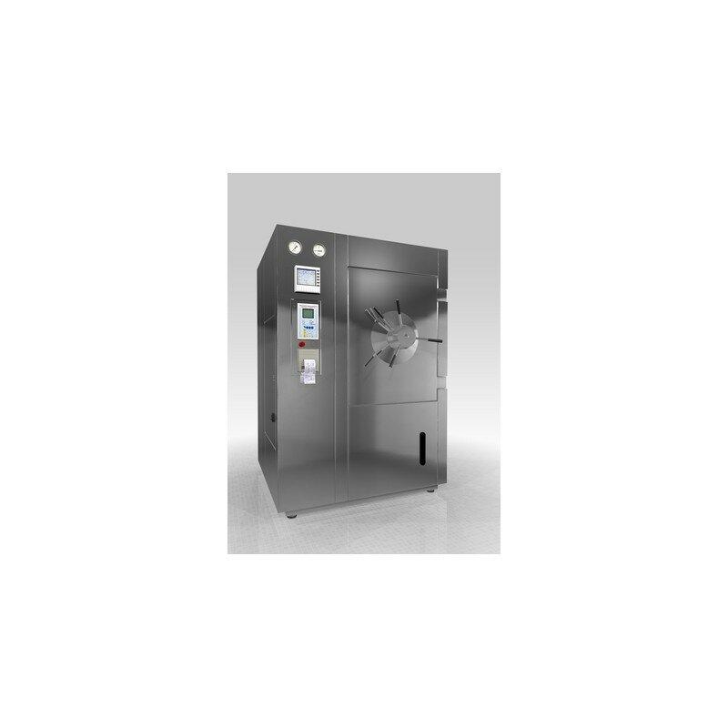 Стерилизатор паровой ГП-560-2 в комплектации с тележкой и загрузочным контейнером - «Медтехника и приборы»