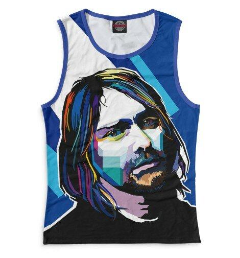 Майка для девочки Kurt Cobain