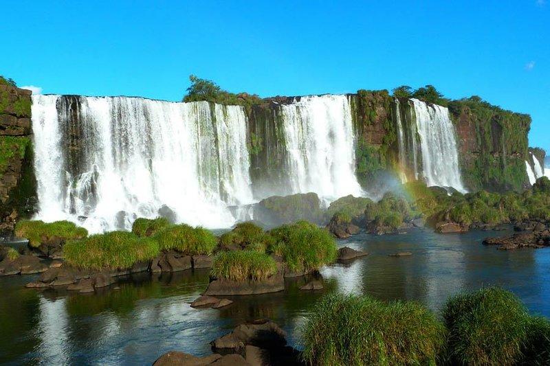 Природа Бразилииярко