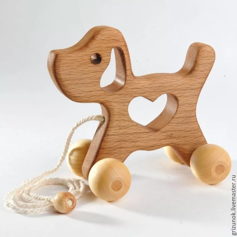 Buy A Wheelchair Dog - wooden gurney, wooden toy, toys for k