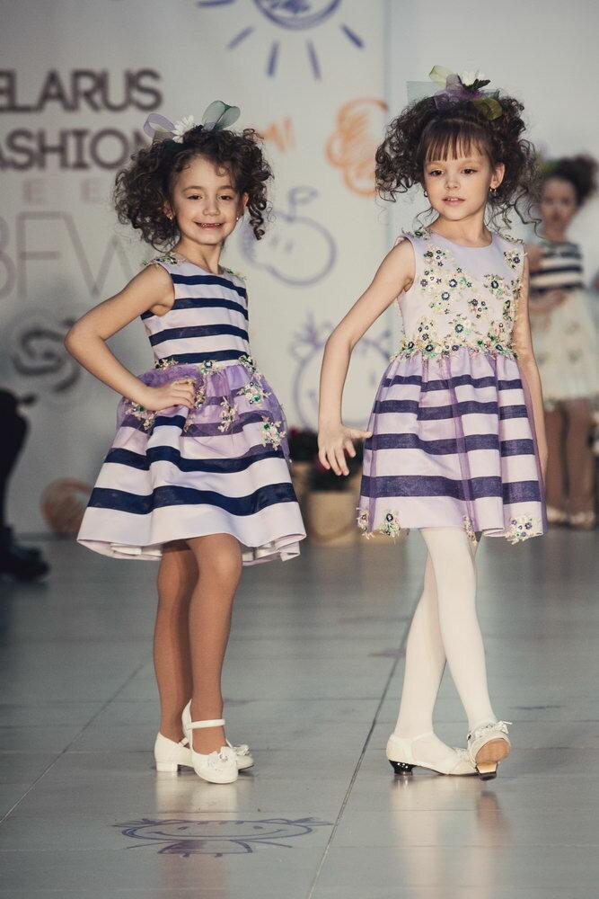 Представляем Вашему вниманию дебютную коллекцию детских платьев «Аlice».