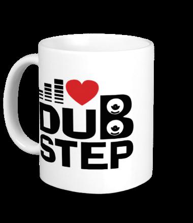 Кружка Dubstep love