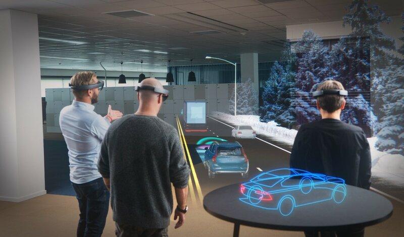 Применение очков виртуальной реальности