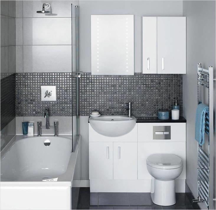 Пространство маленькой ванной комнаты душевые стойки скидки