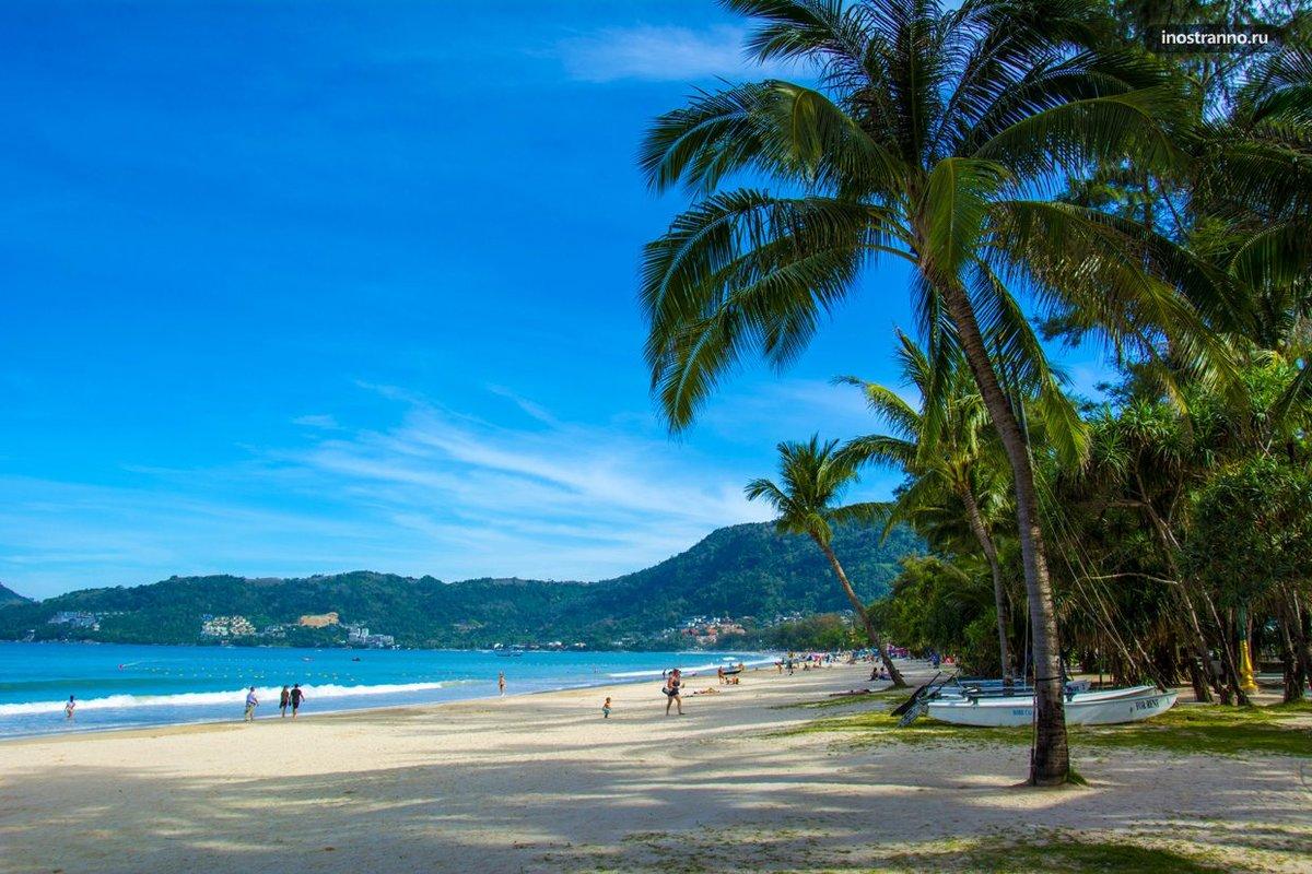пляж патонг картинки продаже