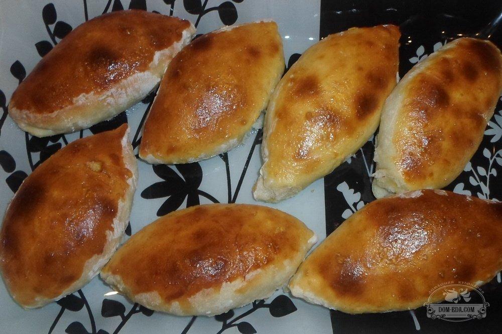 рецепты пирожки печеные в духовке