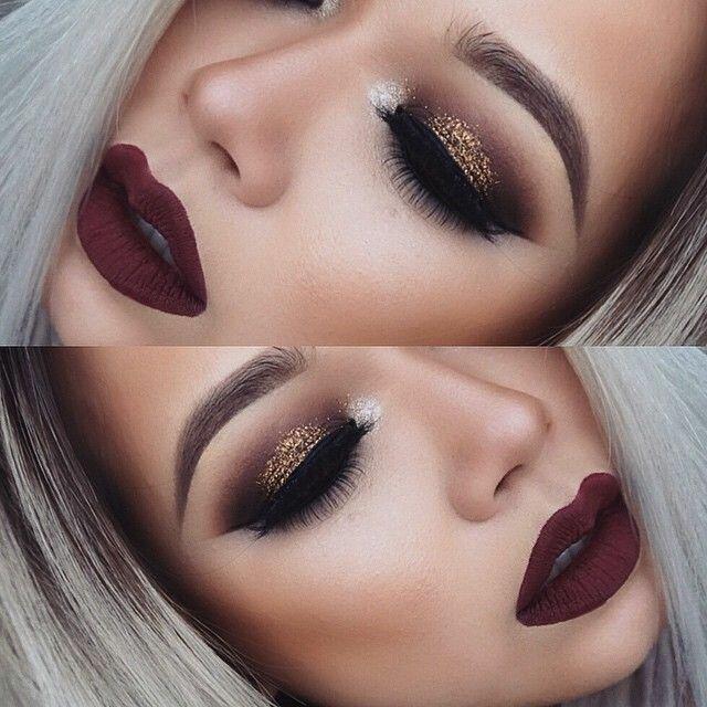Шикарный make up