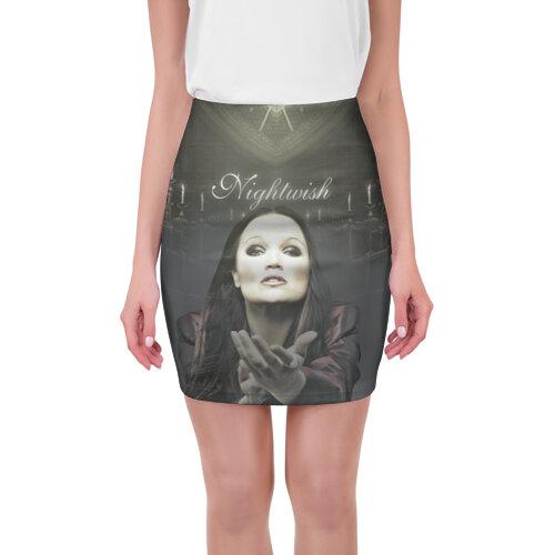 Мини-юбка 3D Тарья Турунен Nightwish