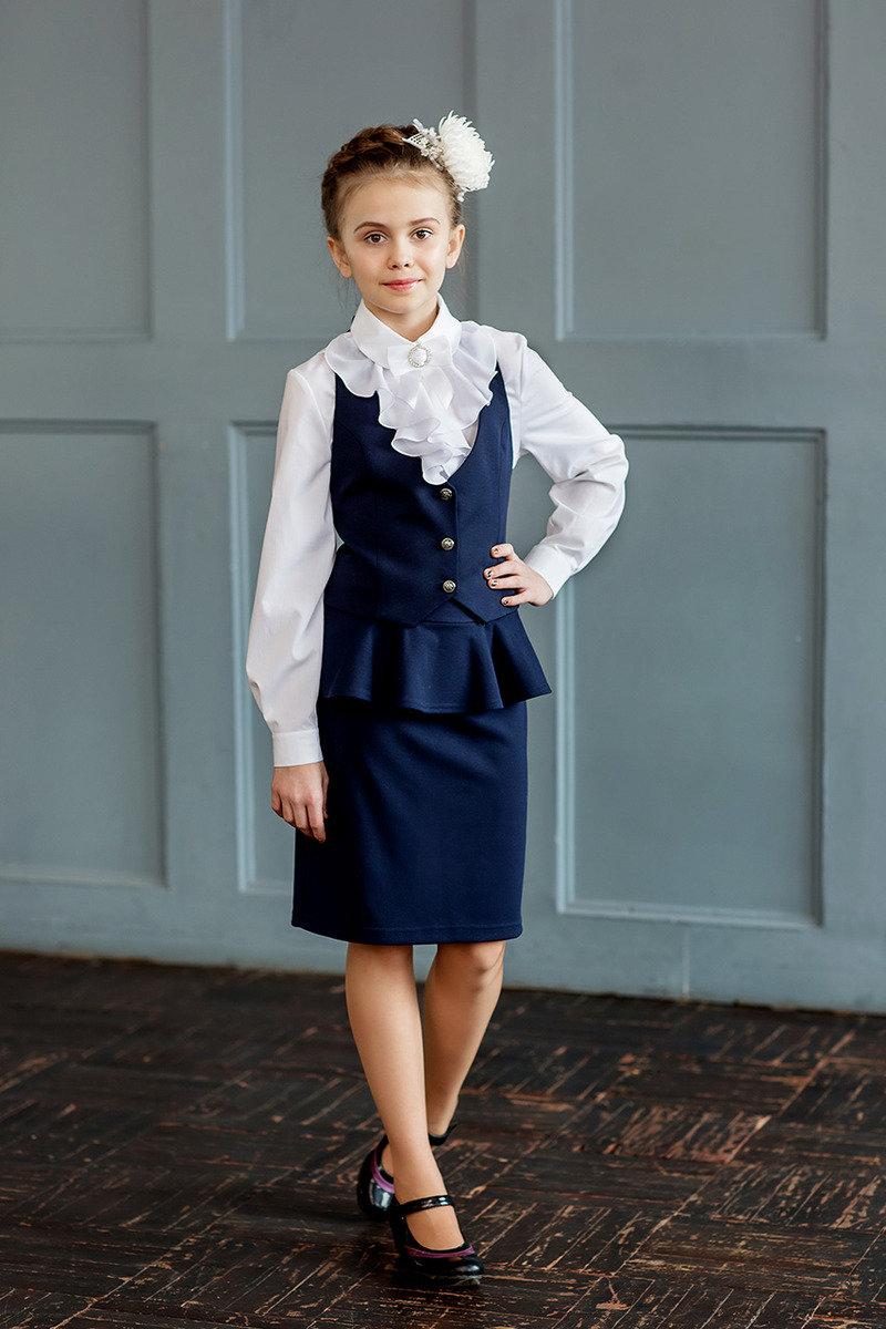 Пусть ребенок в школьной форме будет красивым