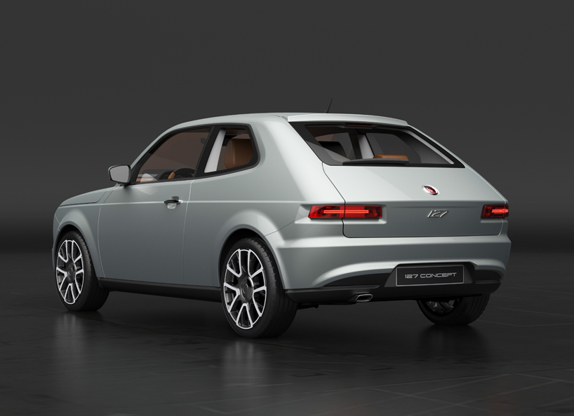 Fiat 127 Concept Vid Szadi Card From User Dysp0 In Yandex