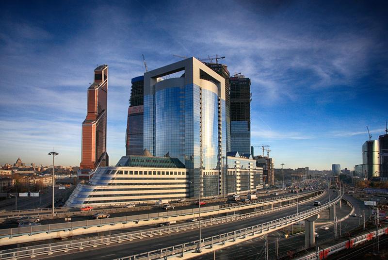 бизнес-центре «Северная Башня»