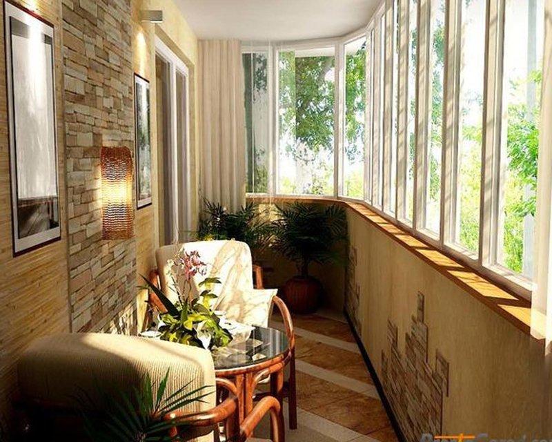 Утепление балкона внутри своими руками - всё о балконе.
