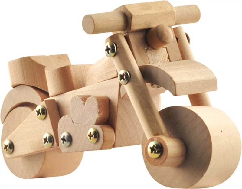 Как это сделано деревянные игрушки