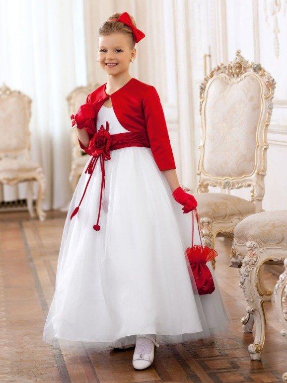 красивые платья для девочек (Италия)