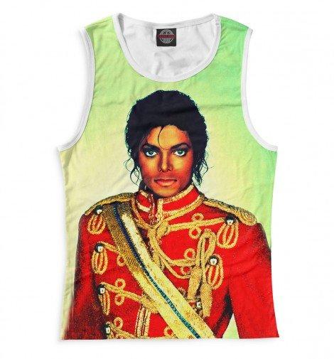 Майка для девочки Michael Jackson