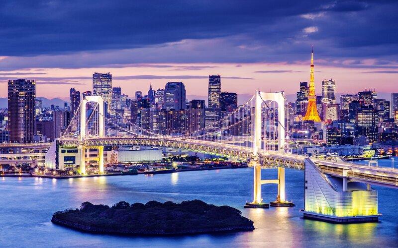 Токио. Япония.