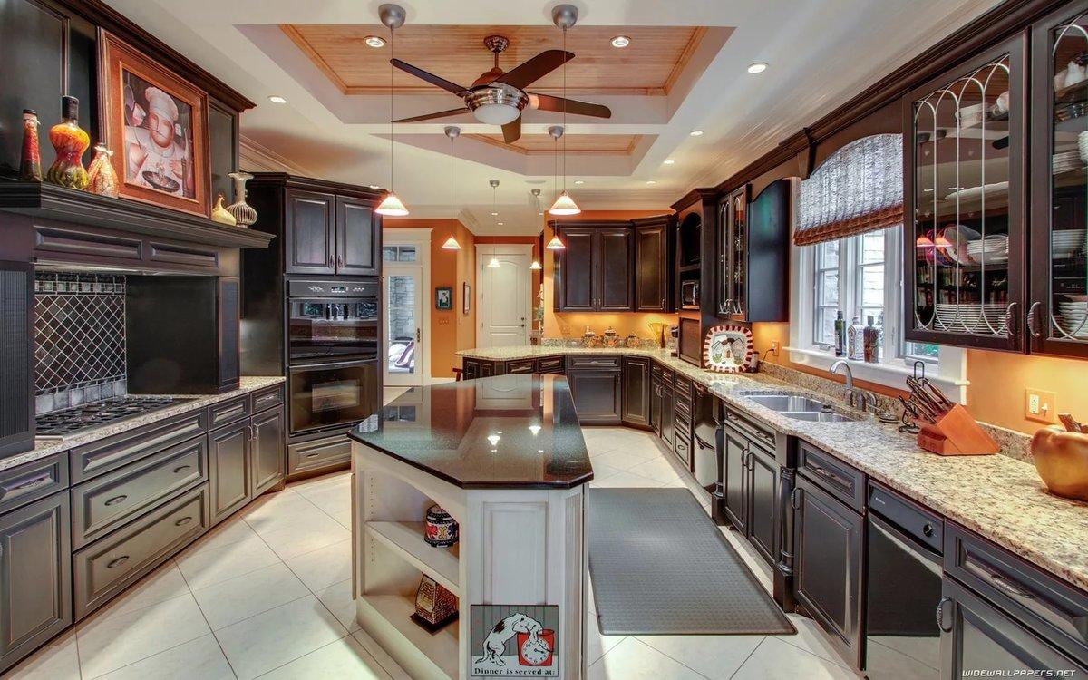 Красивые кухни — стильное решение