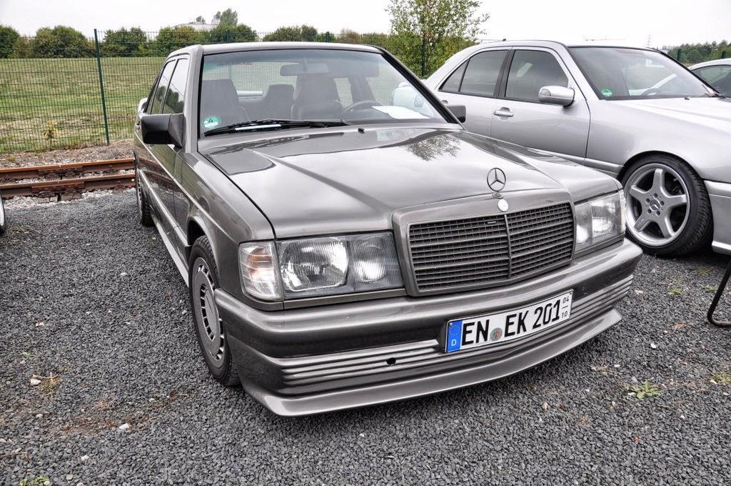 Benztuning Mercedes Benz W201 190e Zender Tuning Card From User