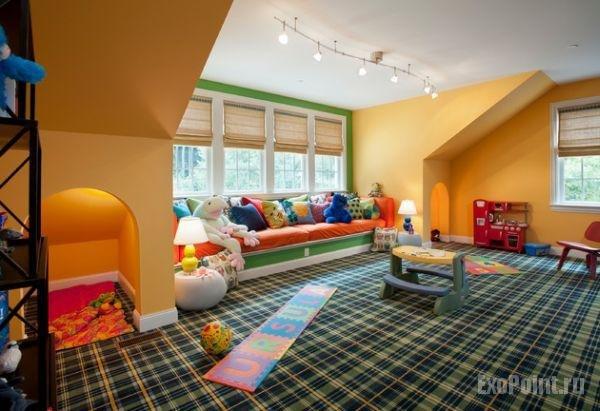 Проектирование правильного интерьера детской комнаты дело не из лёгких, ведь создание этой специфической среды для игр детей требует сочетания безопасности и