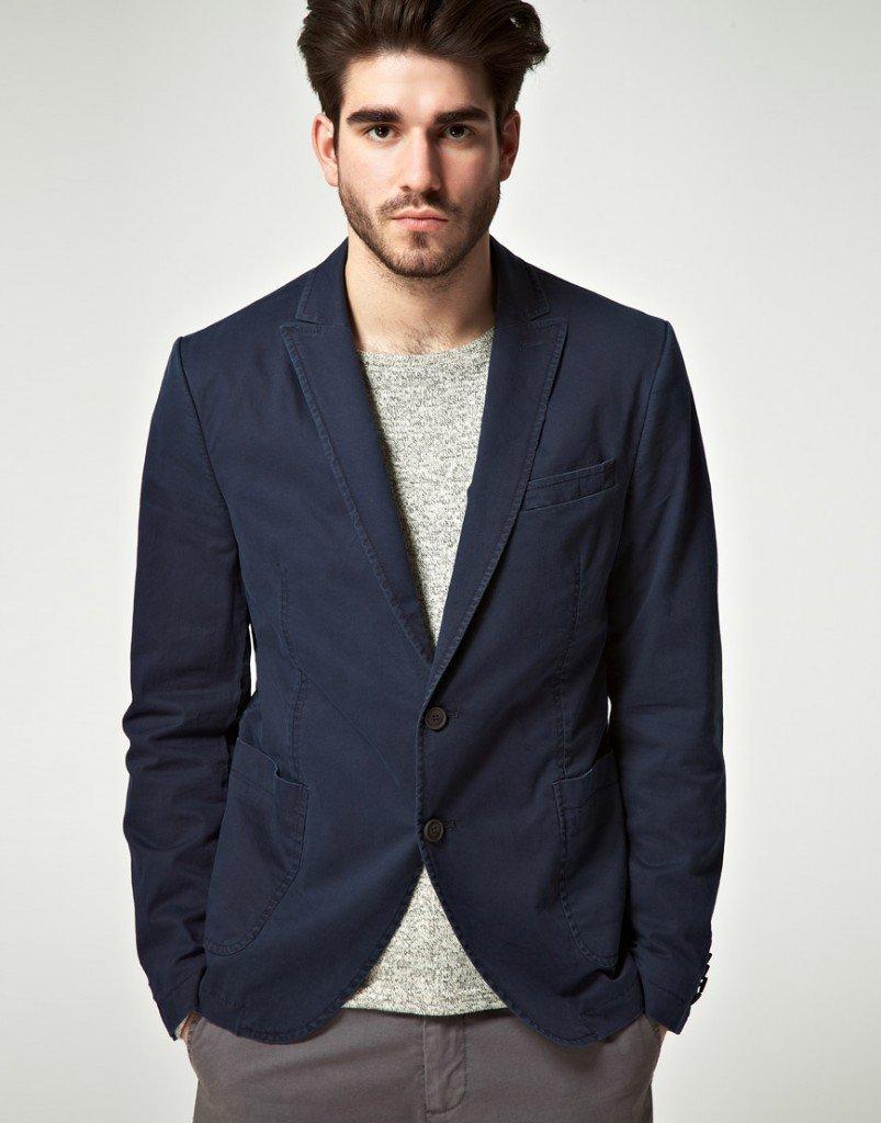 блейзер одежда мужская фото опыта