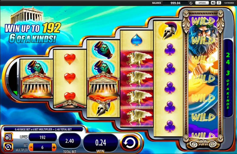Онлайн казино слот