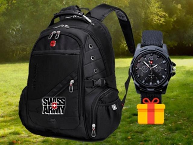рюкзак swissgear часы swiss army наносите духи