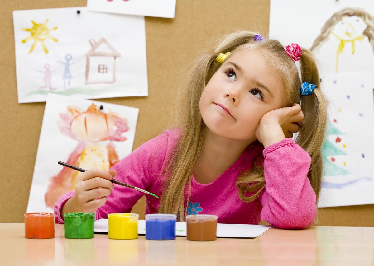 Картинки которые делают дети