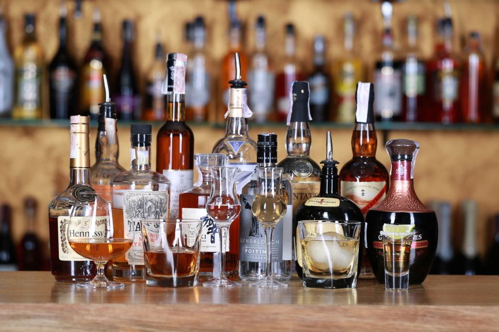 Картинки бутылки алкоголя