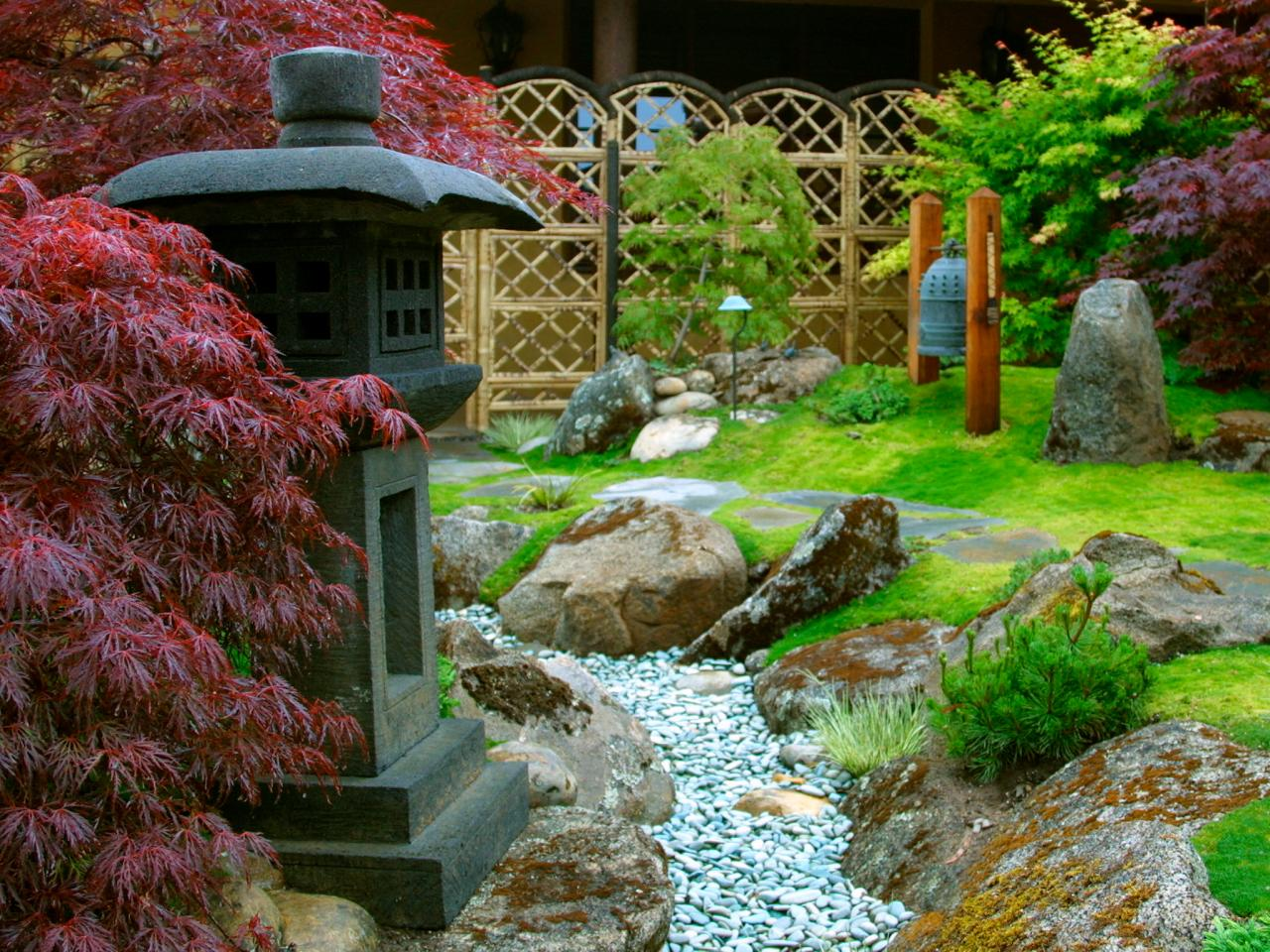 Stunning How To Create A Japanese Garden Within How To Make A ...