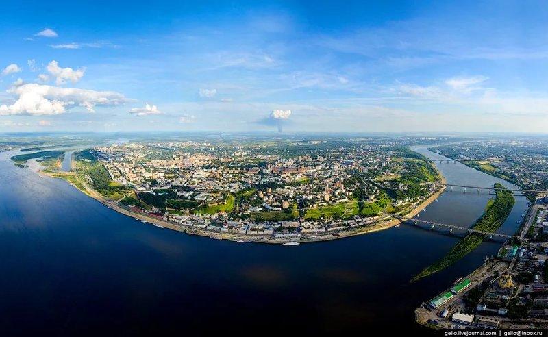 Два новых кладбища для нужд Нижнего Новгорода планируется ор
