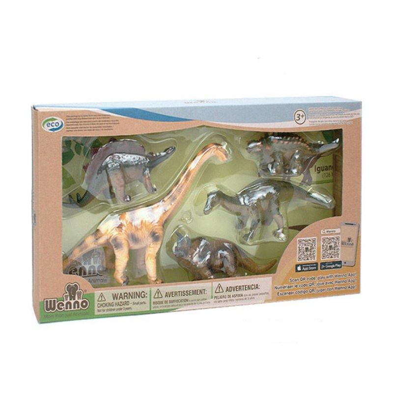 Детская игрушка Травоядные динозавры
