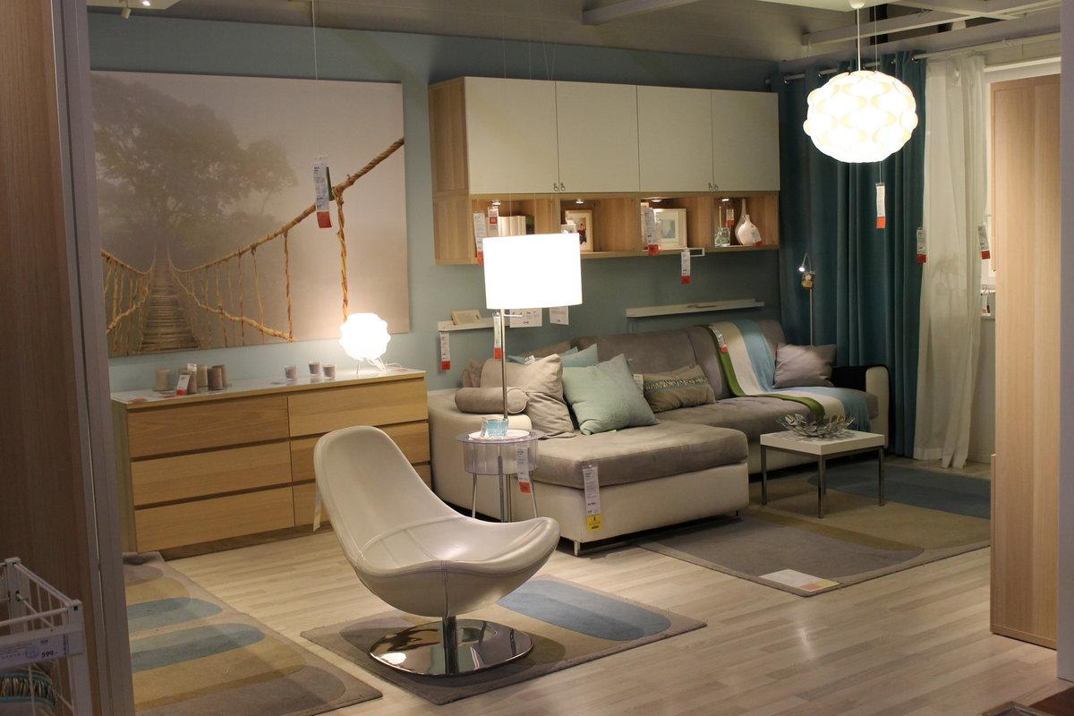 дизайн квартир с мебелью икеа фото посетовала