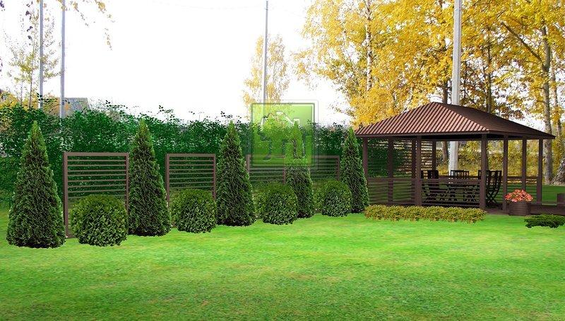 Проекты Дом и сад