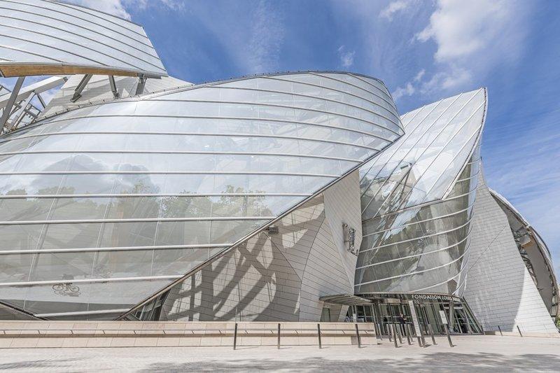 Фонд Louis Vuitton ПАРИЖ, 2014