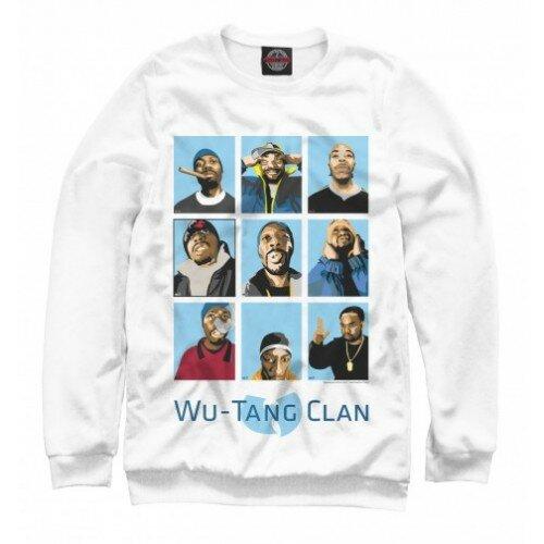 Мужской свитшот 3D Wu-Tang Clan