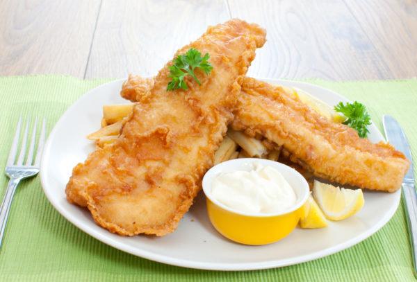 рецепт рыбы в кляре на сковороде с майонезом