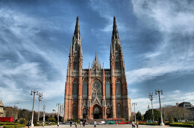 Кафедральный собор Ла-Плата