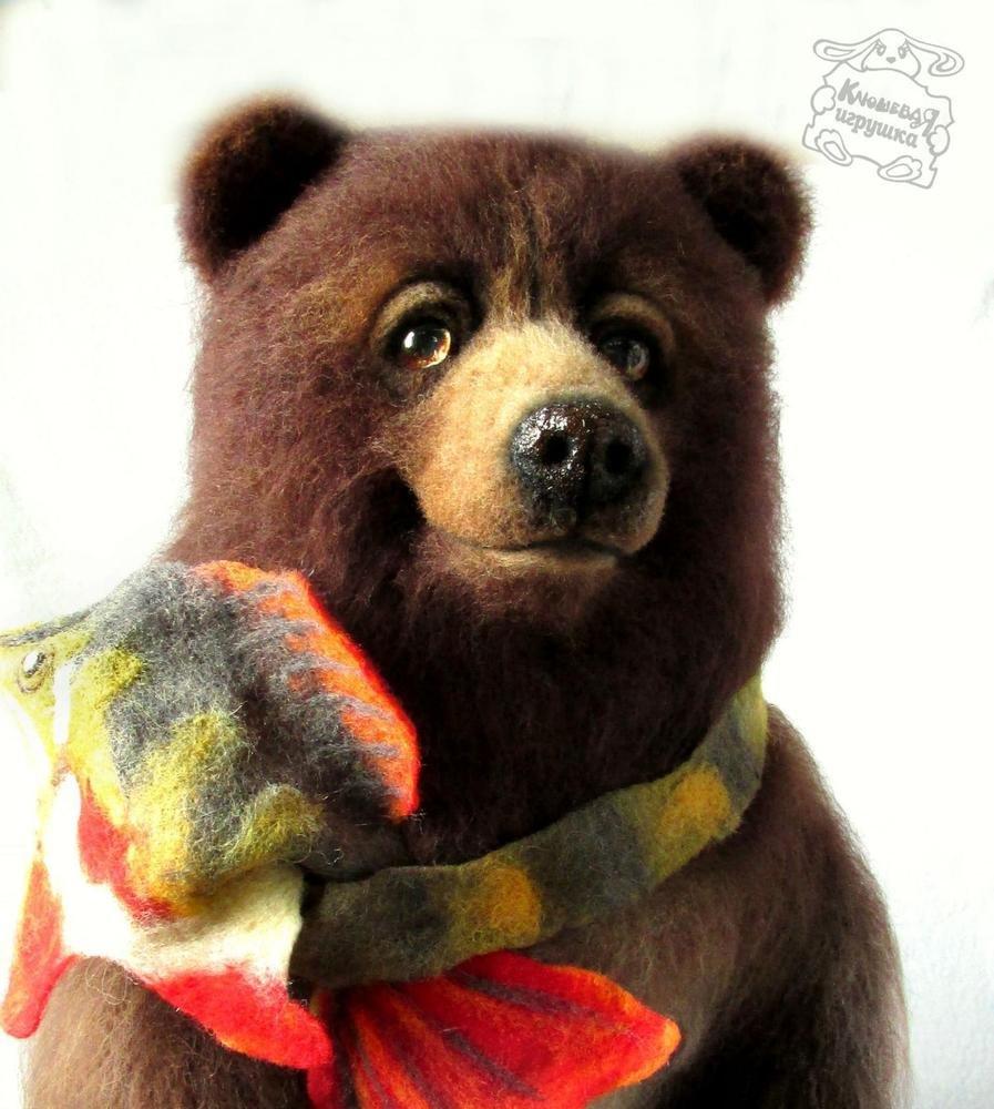 мужик баяном, игрушки из шерсти валяние животные картинки медведь иркутской области стали