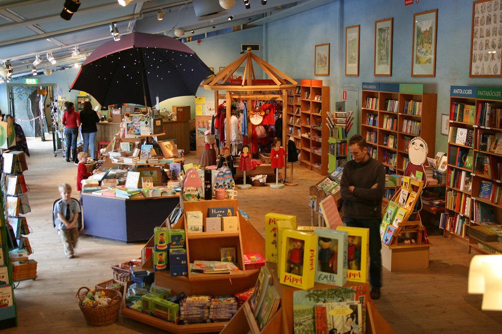 Картинки книжный магазин для детей