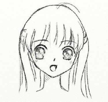 аниме картинки рисунков
