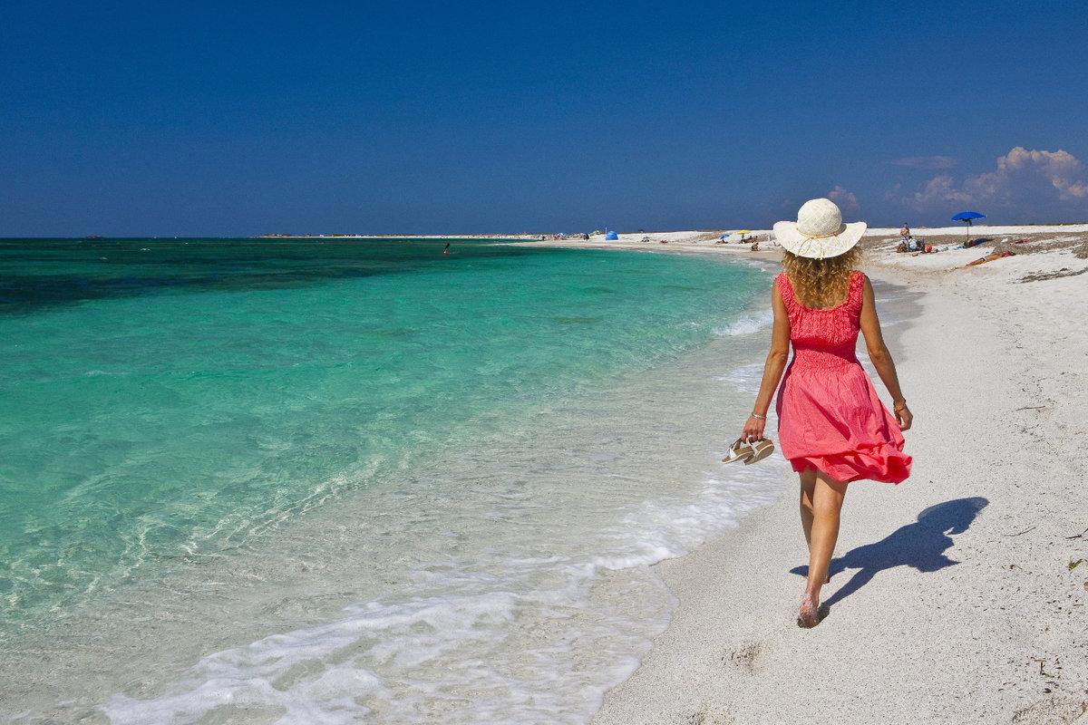 фото итальянских женщин на пляже